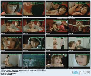 Celebrity actress sophie marceau nude movie sex scene.flv - 15.9 Mb