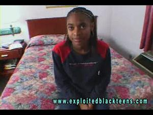 Exploited black teens angie