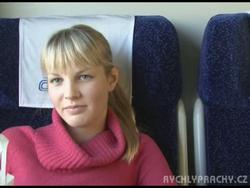 Thread: Hot blonde czech teen-cutie has sex in train