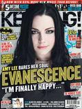 Amy Lee-Evanescence-Kerrang! Magazine 15 10 2011