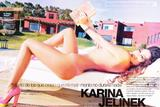 Карина Елинек, фото 55. Karina Jelinek Gente Magazine january 10 2012*tagged, foto 55,