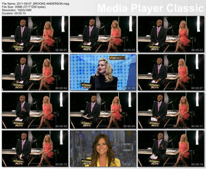 Brooke Anderson - The Insider 9/7/2011