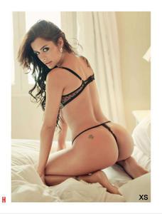 Larissa Riquelme nude boobs ass pussy